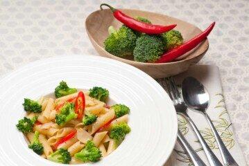Biberli Brokolili Penne