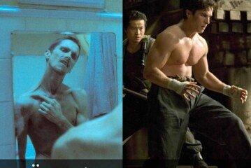 Christian Bale'in İnanılmaz Değişimi