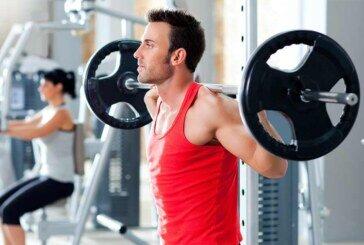 En İyi 30 Omuz Egzersizi