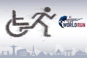 Wings For Life World Run'da Koşamayanlar İçin Koşuyoruz