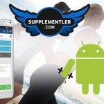 Supplementler.com'un Android Uygulaması Yayında!