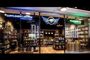 Supplementler.com Maslak Orjin Mağazamız Açıldı
