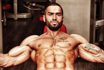 Dünyaca Ünlü Fitness Model Lazar Angelov ile Tanışmayan Kaldı mı?