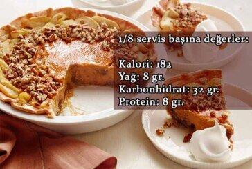 Proteinli Tatlı Tarifi