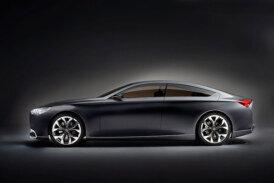 Hyundia HCD-14 Genesis: Konsept Otomobil