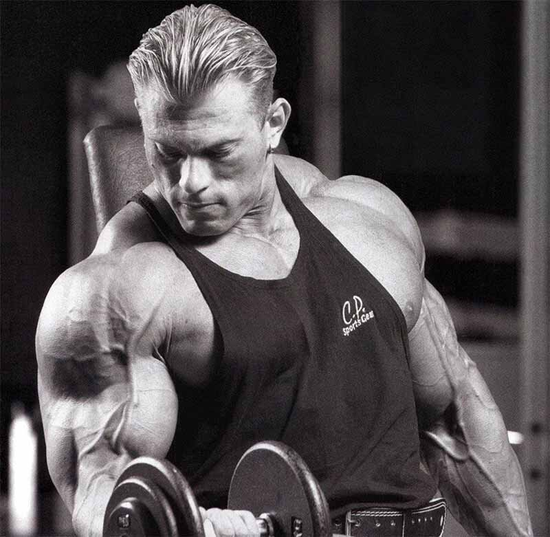 biceps-antrenmanı