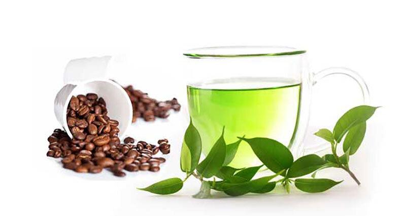 kafein ve yeşil çay