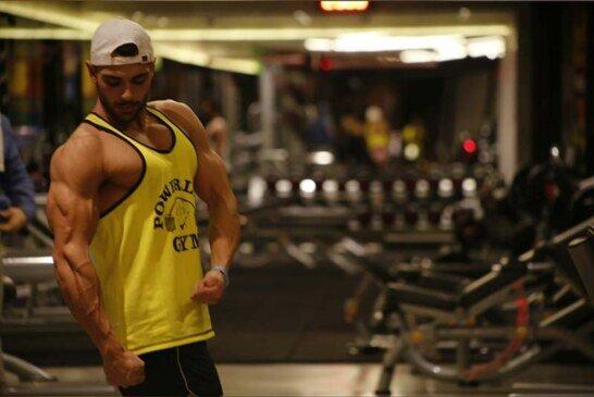 Genç Vücut Geliştirme Sporcusu Ömer Özçıtak ile Röportaj