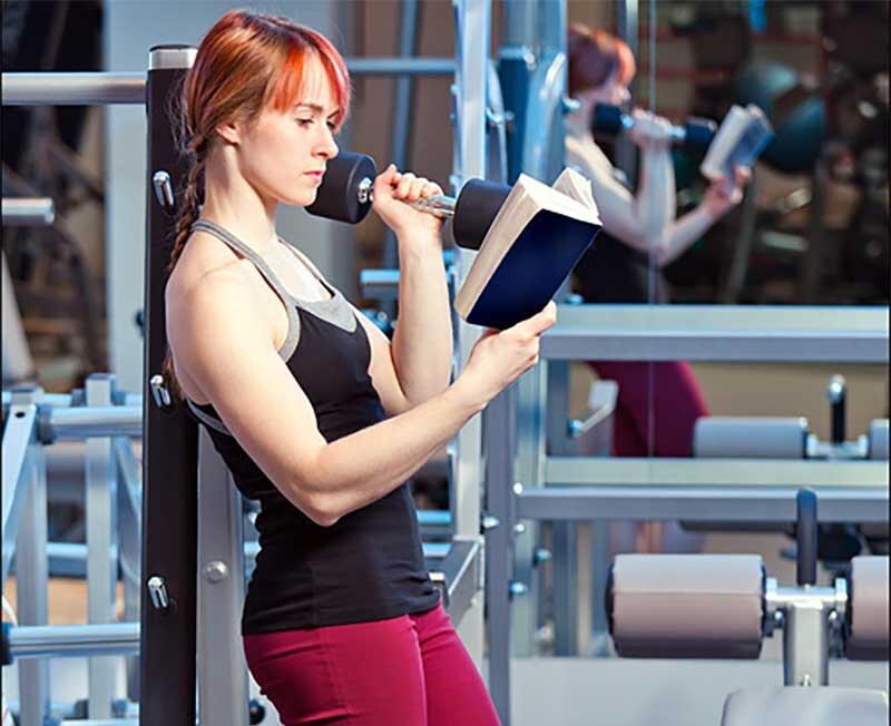 spor-yaparken-kitap-okumak