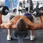 Dumbbell Bench Press Egzersizine Şans Verin