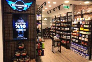Yeni Supplementler.com Mağazaları Açılmaya Devam Ediyor