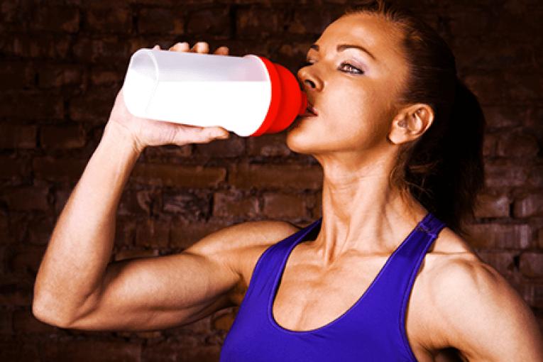Protein tozunun kullanımı
