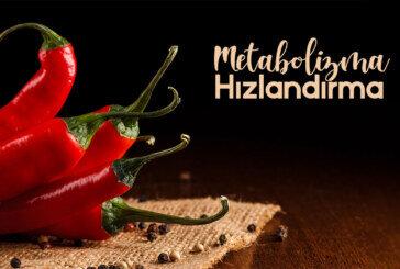 Metabolizma Hızlandırma Konusunda Etkili Yiyecekler