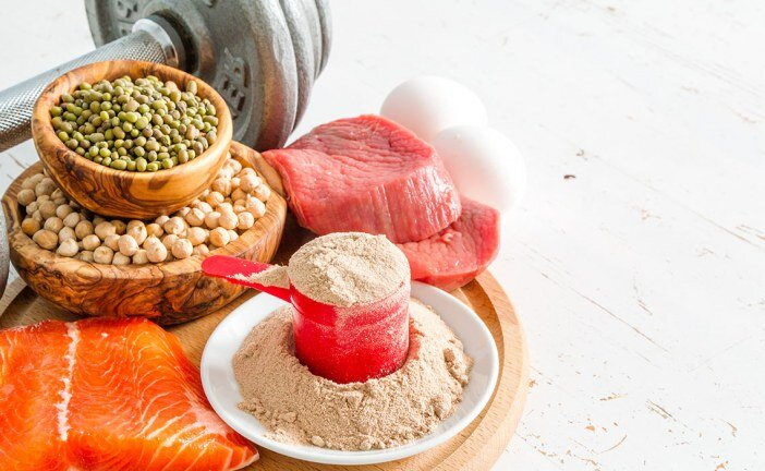 Kas Yapmak İsteyen Sporcular İçin Protein Kaynakları