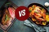 Daha Çok Protein Alımı İçin Et mi Tavuk mu?