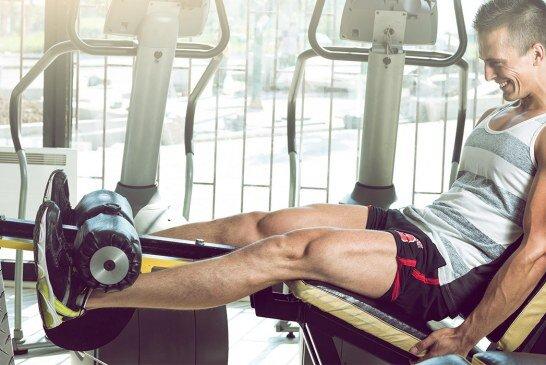 Bacak Kaslarınızı Patlatacak Leg Extension Egzersizi Nasıl Yapılır?