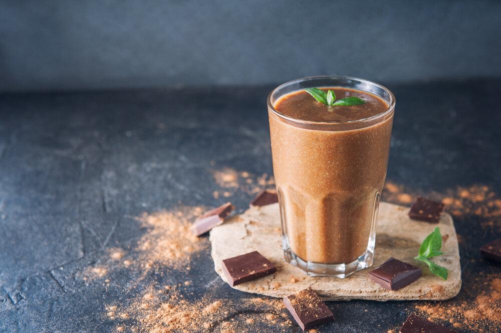 cikolatali-smoothie