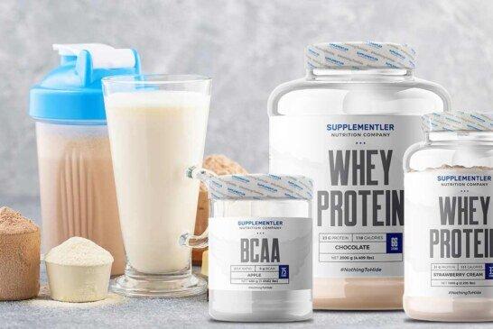 En Popüler 5 Protein Tozu Aroması ile Nefis Smoothie Tarifleri