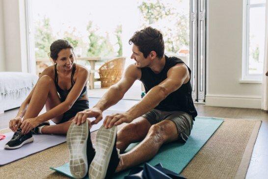 20 Dakikalık Evde Egzersiz Programı