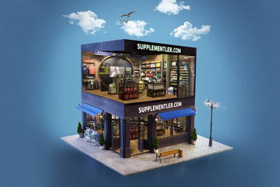 Supplementler.com Mağazalarımızda Tekrar Buluşuyoruz!