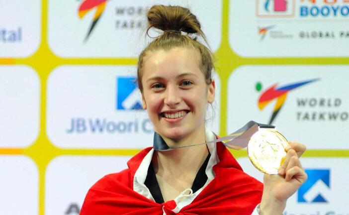 Dünya Taekwondo Şampiyonu Zeliha Ağrıs ile Tanışın!
