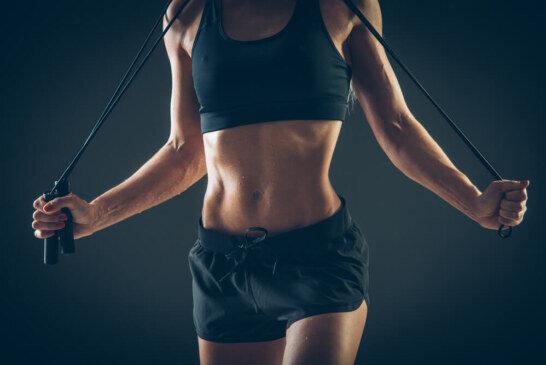 Zayıflamak İçin İp Atlama Programı